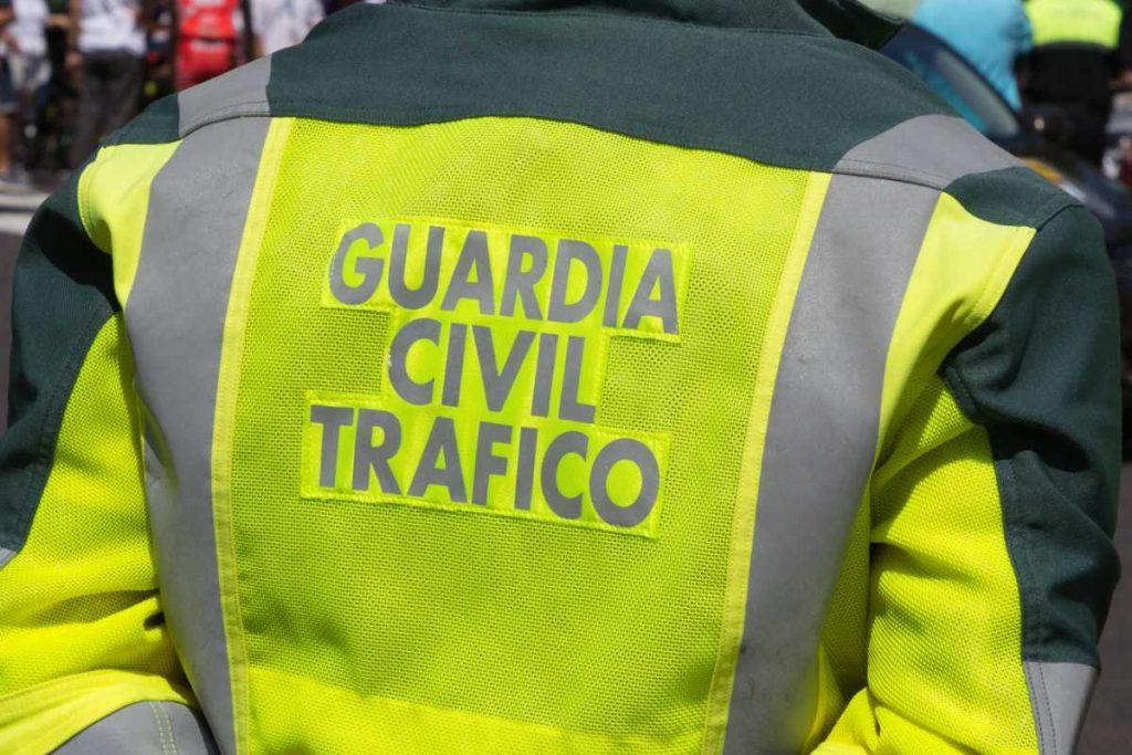 guarda civil trafico