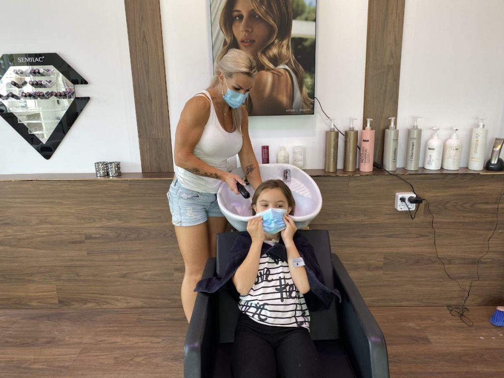 body & beauty clinic frisersalong Torrevieja