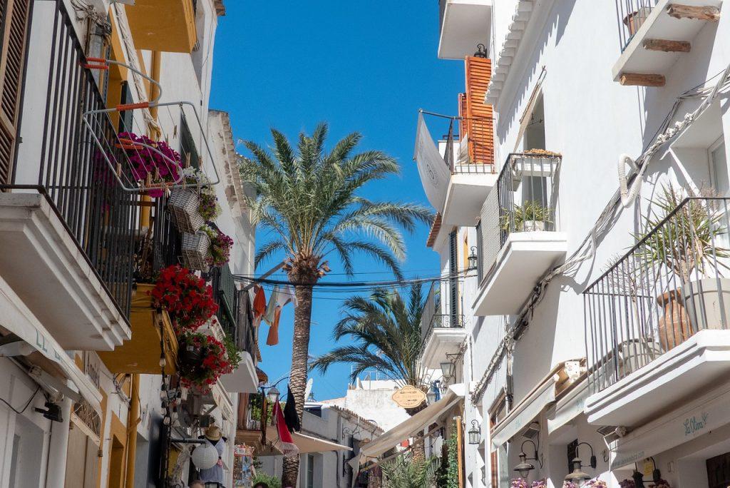 ibiza stad ny dyraste kvadratmeterpriset i spanien