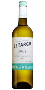 letargo blanco rioja