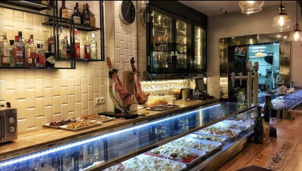 restaurante las canas Torrevieja