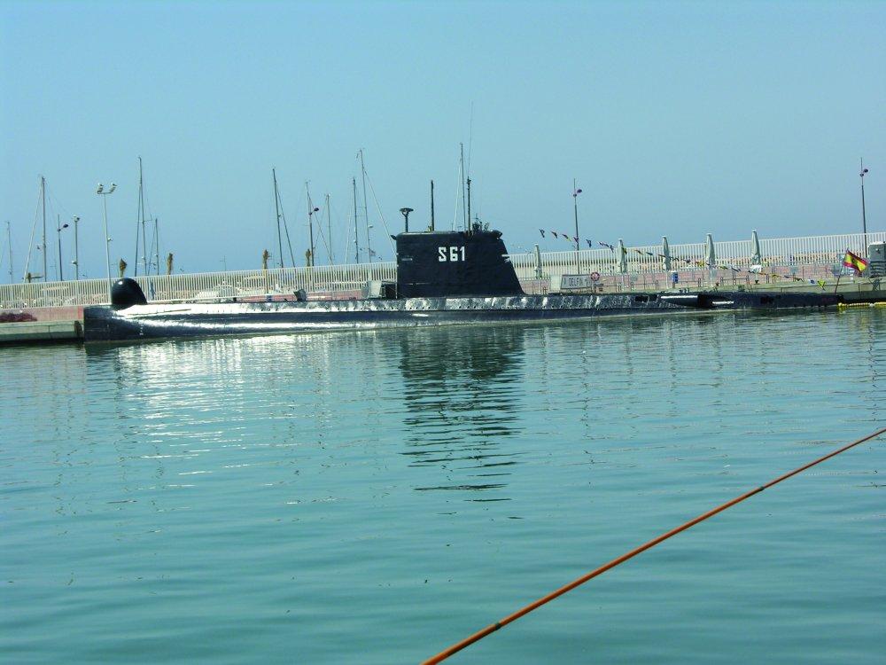 ubåtsmuseet i torrevieja