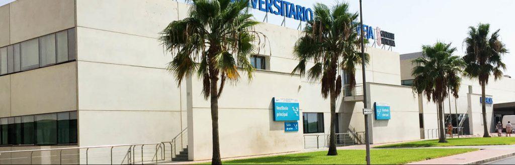 universitetssjukhuset i Torrevieja