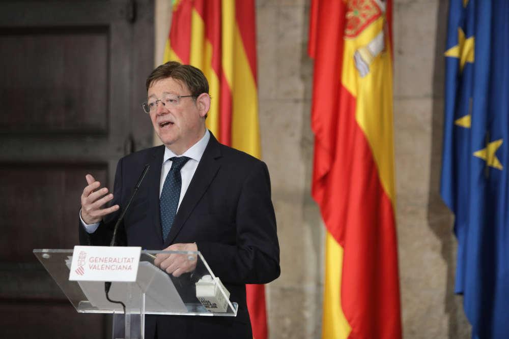 ximo Puig, valencias regionpresident